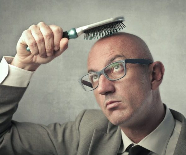 Выпадение волос от недостатка тестостерона