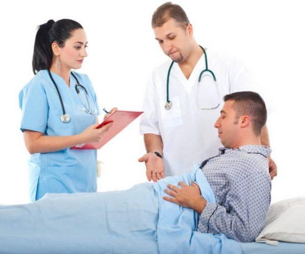 Грыжа яичка у мужчин лечение